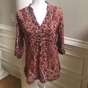 Gorgeous ModCloth  fall tunic top